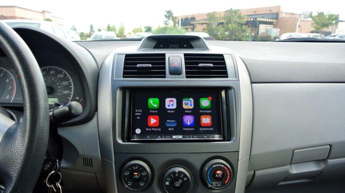 CarPlay-Siri