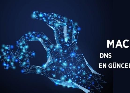Mac'te DNS Nasıl Değiştirilir? Mac'te DNS Ayarı