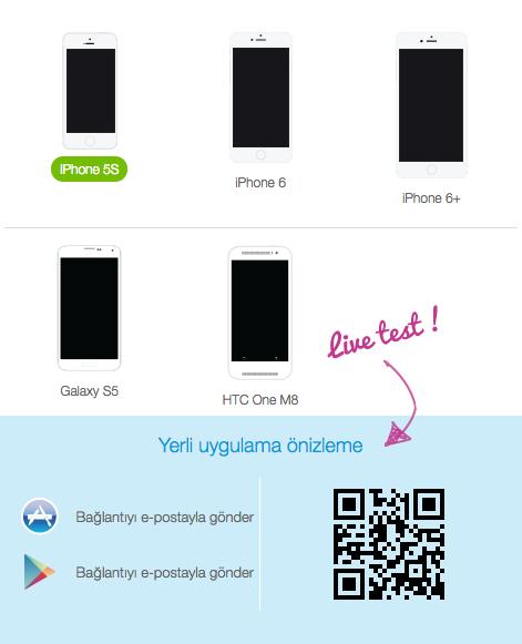 Uygulama-Test-Etme