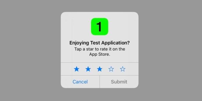 iOS-10-3-Uygulama-Derecelendirme