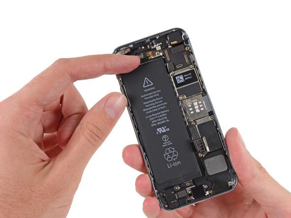 iPhone Pil Değişimi - iPhone 5s