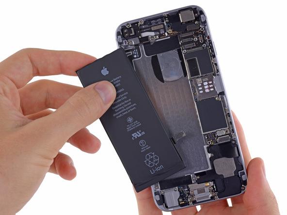 iPhone Pil Değişimi - iPhone 6