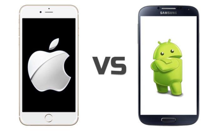 iPhone-mu-Android-mi