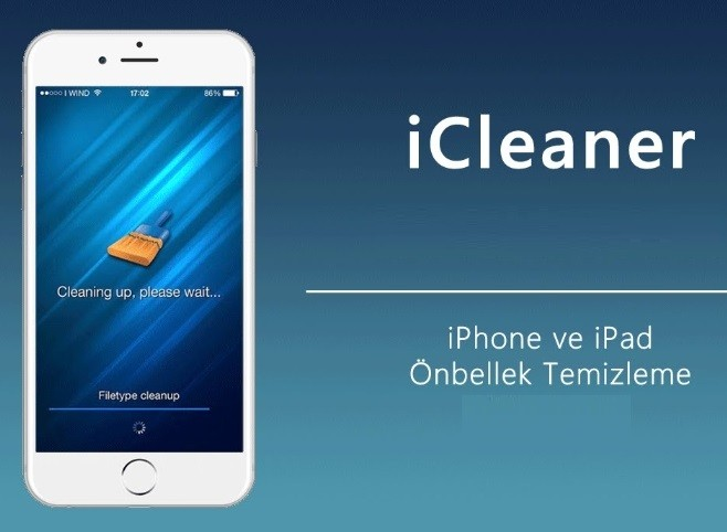 iPhone önbellek temizleme (RAM boşaltma) yöntemi