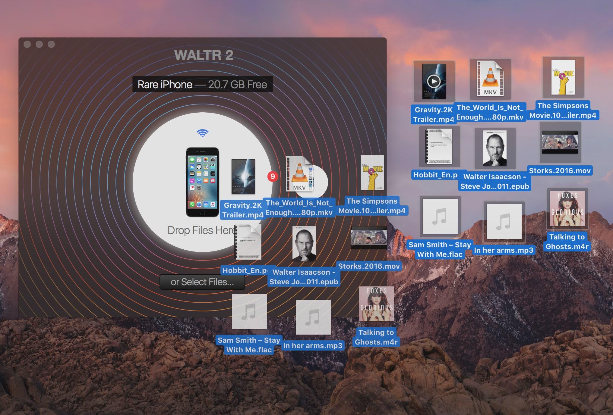 iPhone-Muzik-Yukleme