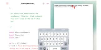 iOS 10.3 Gizli Klavye