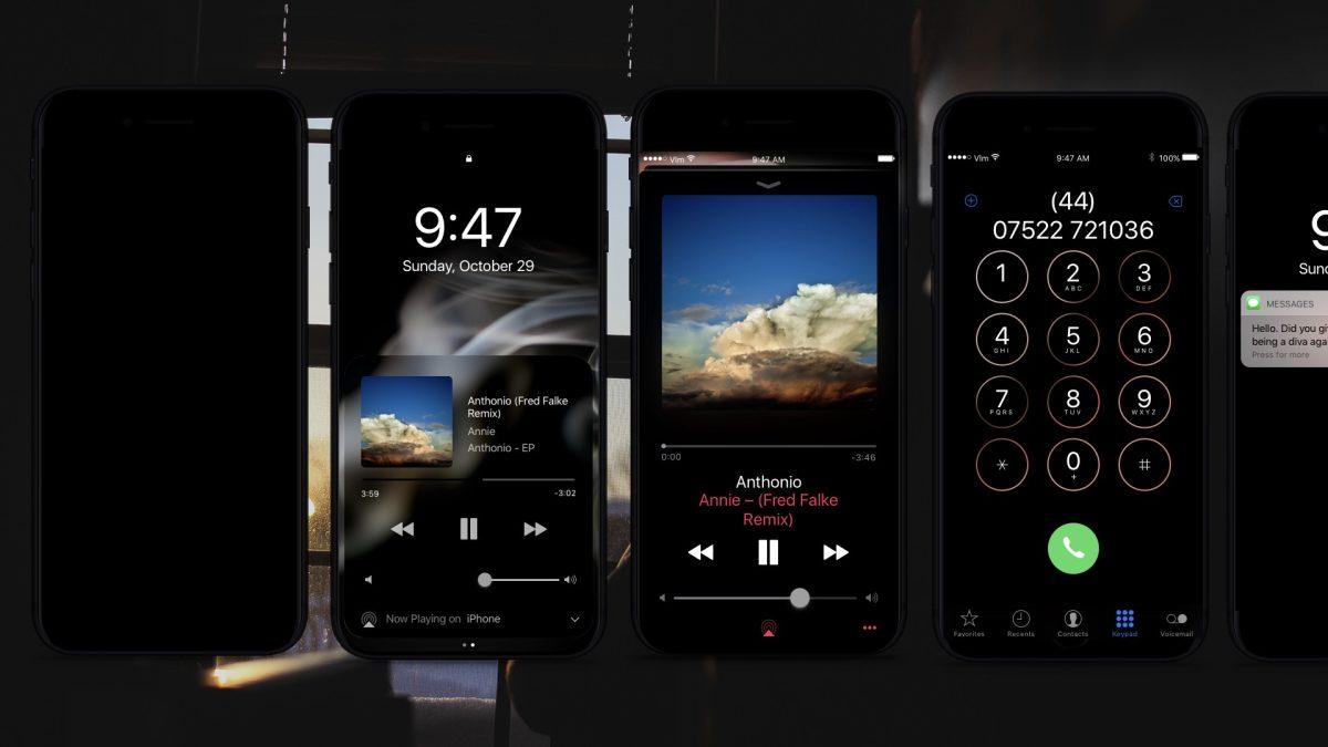 iPhone 8 Konsepti