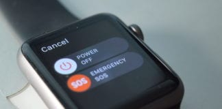 Apple Watch Acil SOS