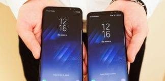 Galaxy S8 ve Galaxy S8 +