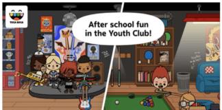 Toca Life- School