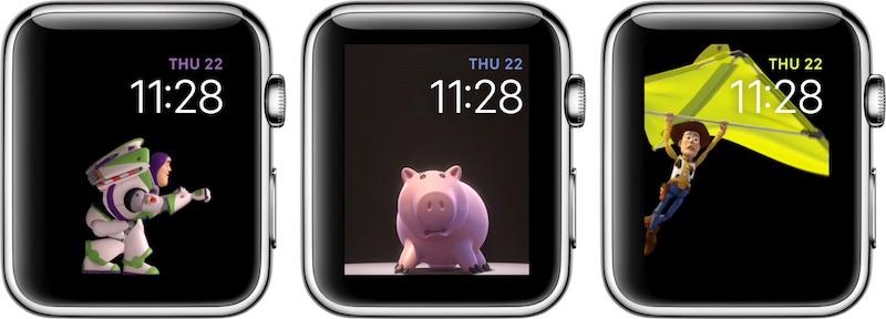Apple Watch Oyuncak Hikayesi 2