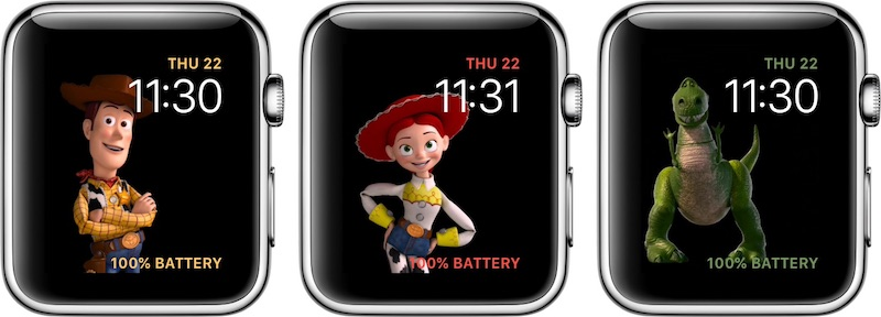 Apple Watch Oyuncak Hikayesi