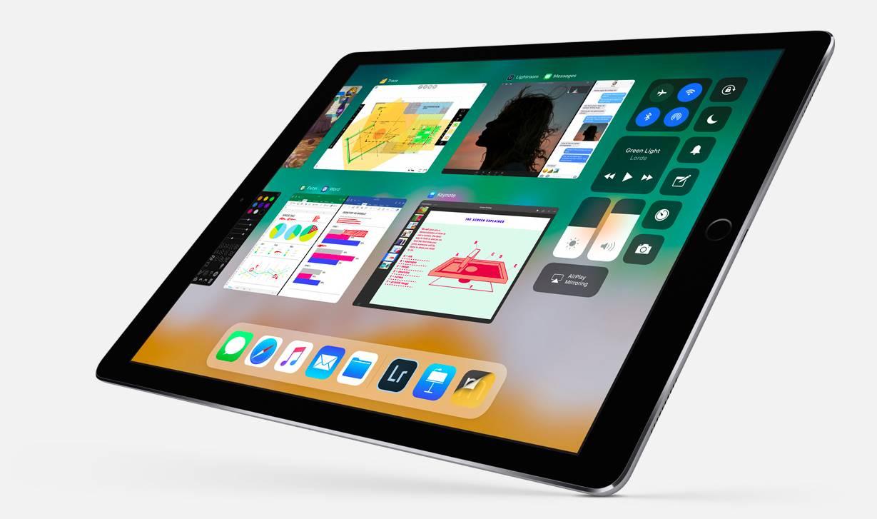iPad için iOS 11