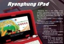 Kuzey Kore iPad