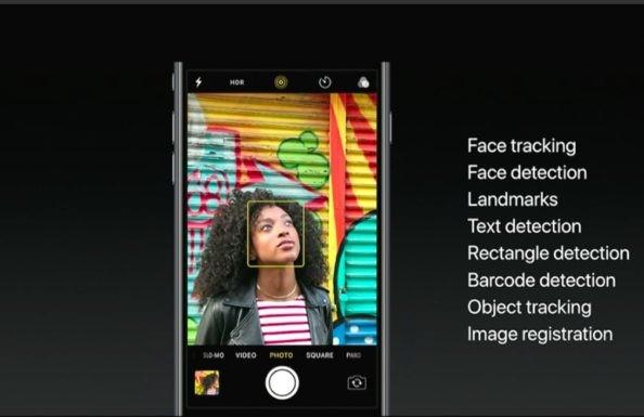 iOS 11 API