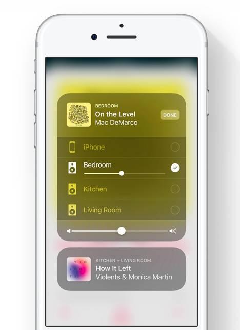 iOS 11 AirPlay 2