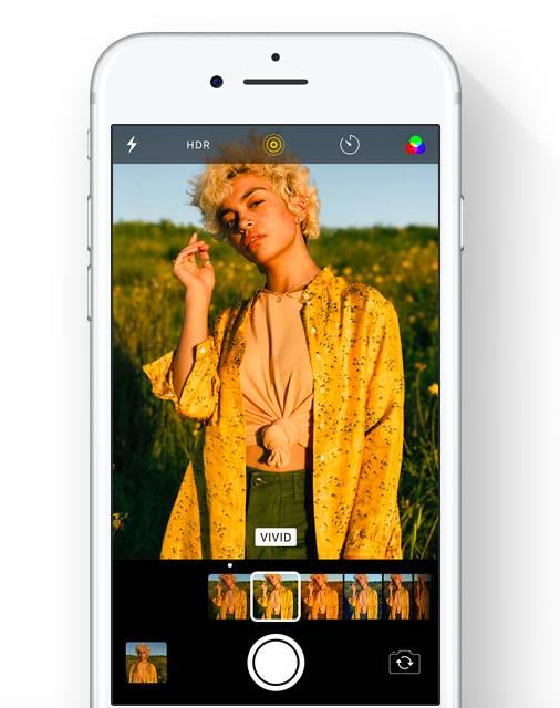 iOS 11 Kamera