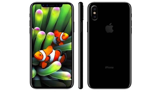 iPhone 8 3D Kamera