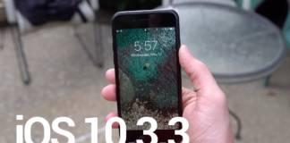 iOS 10.3 Güncellemesi Yayınlandı