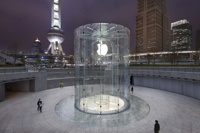 pudong-apple-store