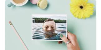 iPhone'undaki Tatil Fotoğraflarını Kartpostallara Dönüştür!