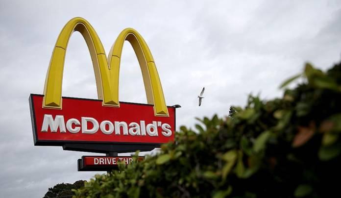 McDonalds ve iPhone 8