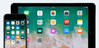 iOS 11 iPad ve iPhone