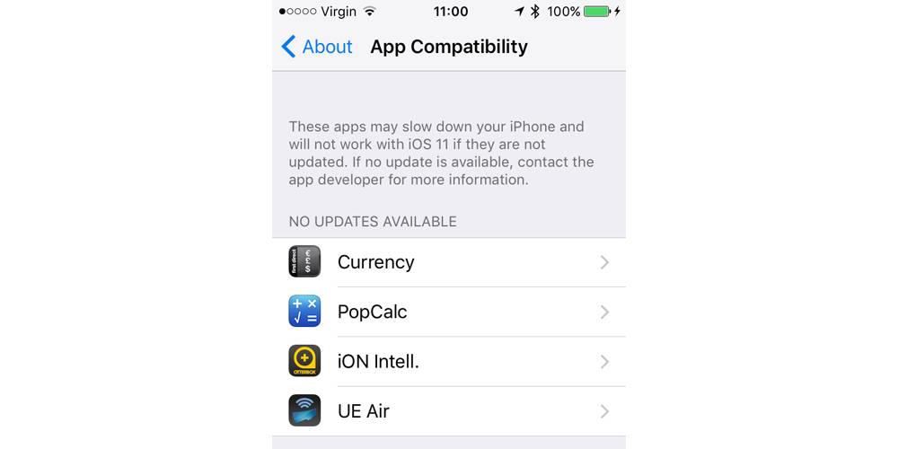 iOS 32-bit Uygulama
