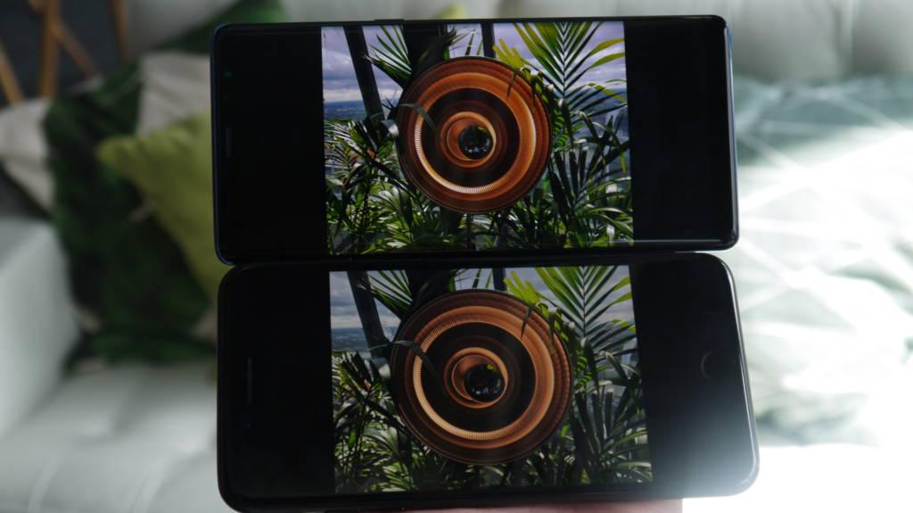 iPhone 7 Plus vs Galaxy Note 8 Kamera