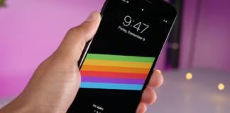 iOS 11 GM iPhone 8