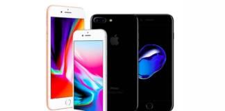 iPhone 8 Plus ve iPhone 7 Plus