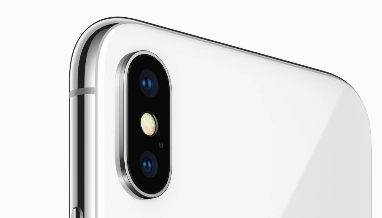 iPhone X Arka Kamera