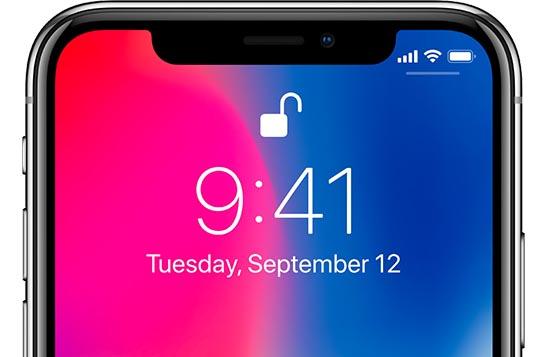 iPhone X ve Face ID