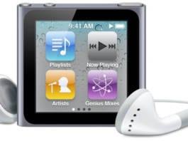 iPod nano 6. nesil