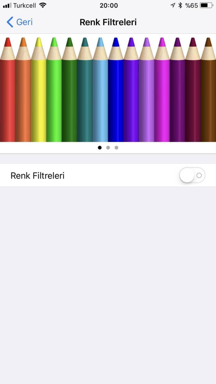 iPhone Sarı Ekran Sorunu ve Çözümü