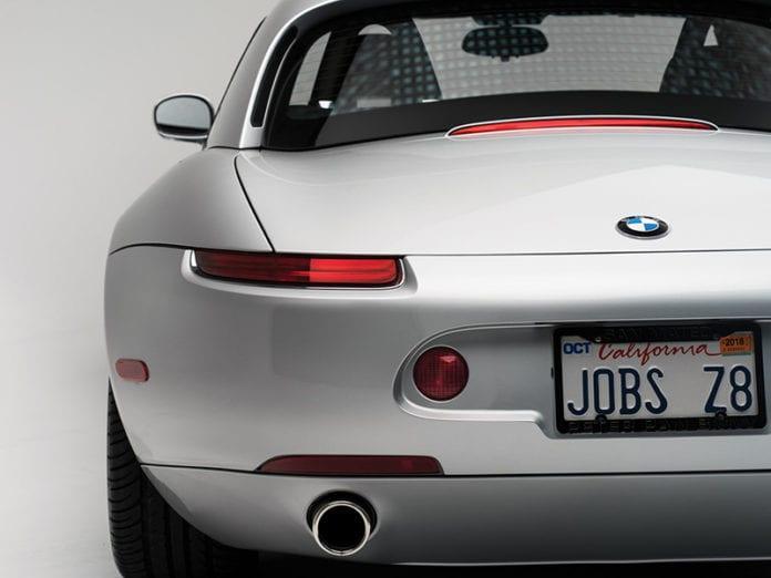 Steve Jobs Otomobil