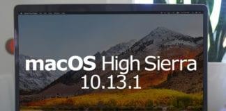 macos-high sierra-10.13.1