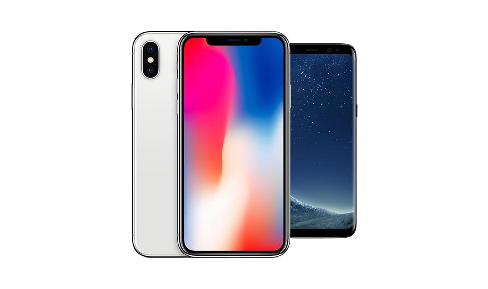2017 Apple ve Samsung