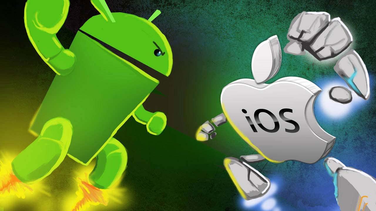 Android mi iOS mu