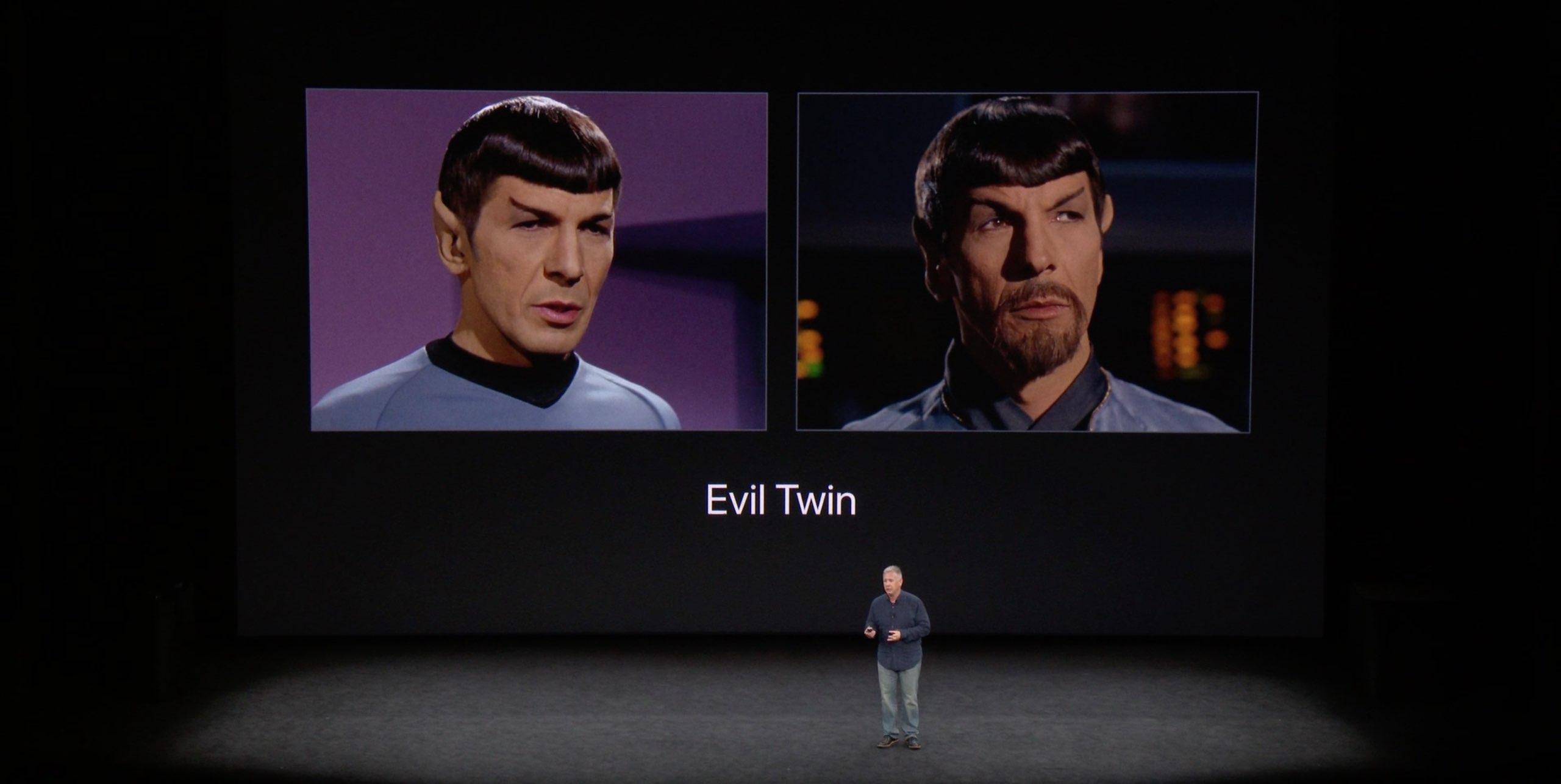 Face ID Star Trek
