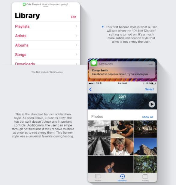 iOS Bildirim