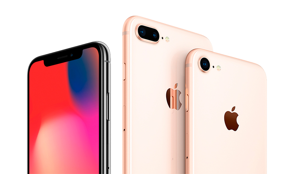 iPhone 8 ve iPhone X