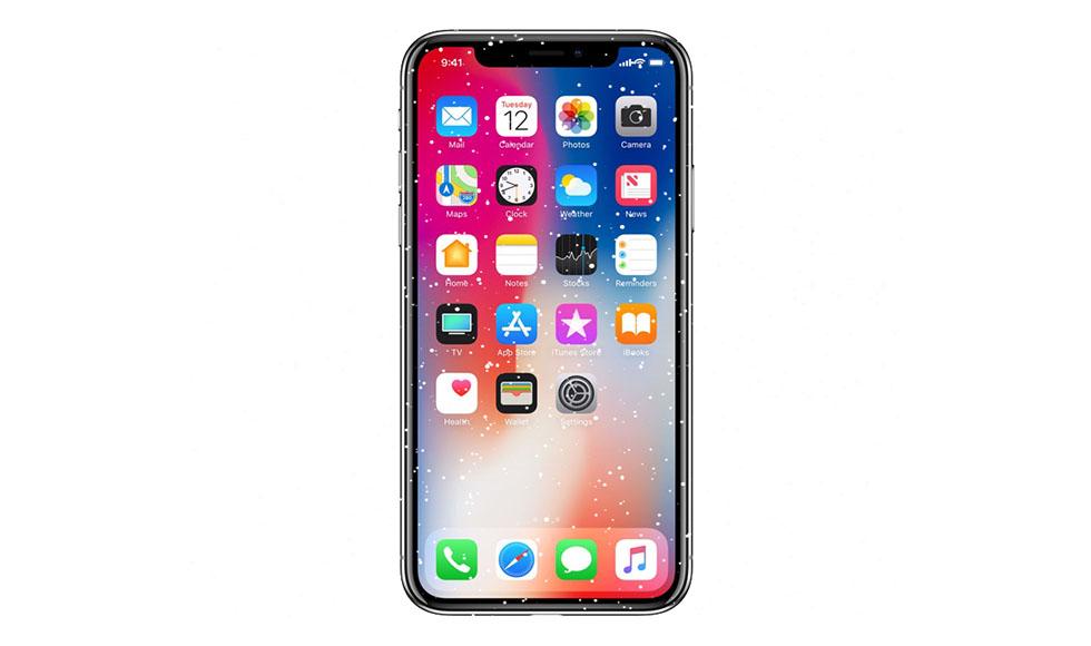 iPhone X Dokunmatik Ekran Sorunu