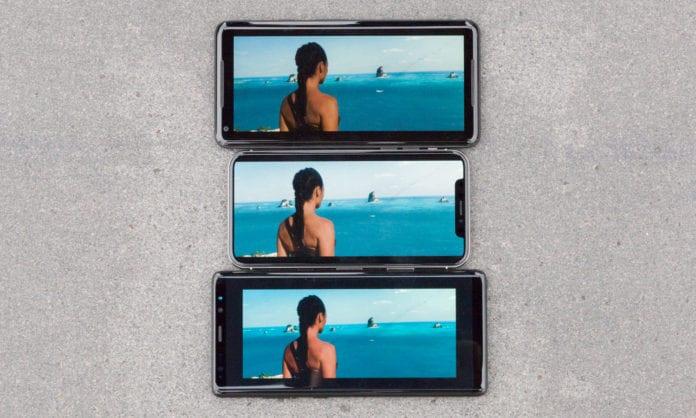 iPhone X Ekran Testi