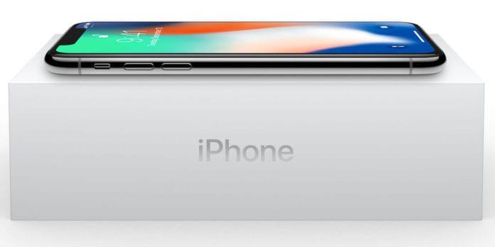 iPhone X Kutusu