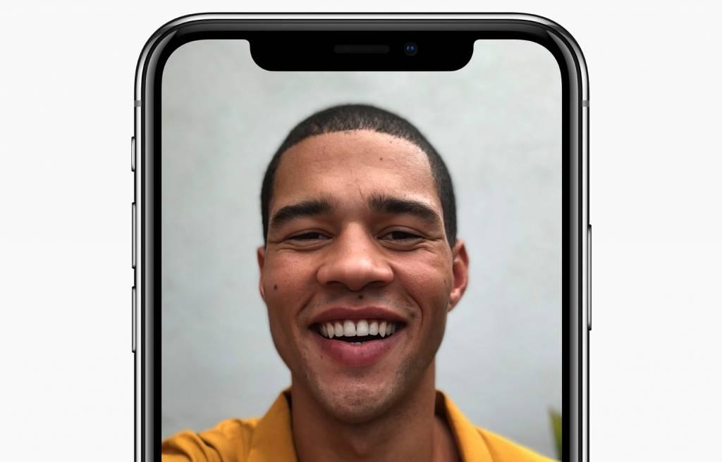 iPhone X Selfie