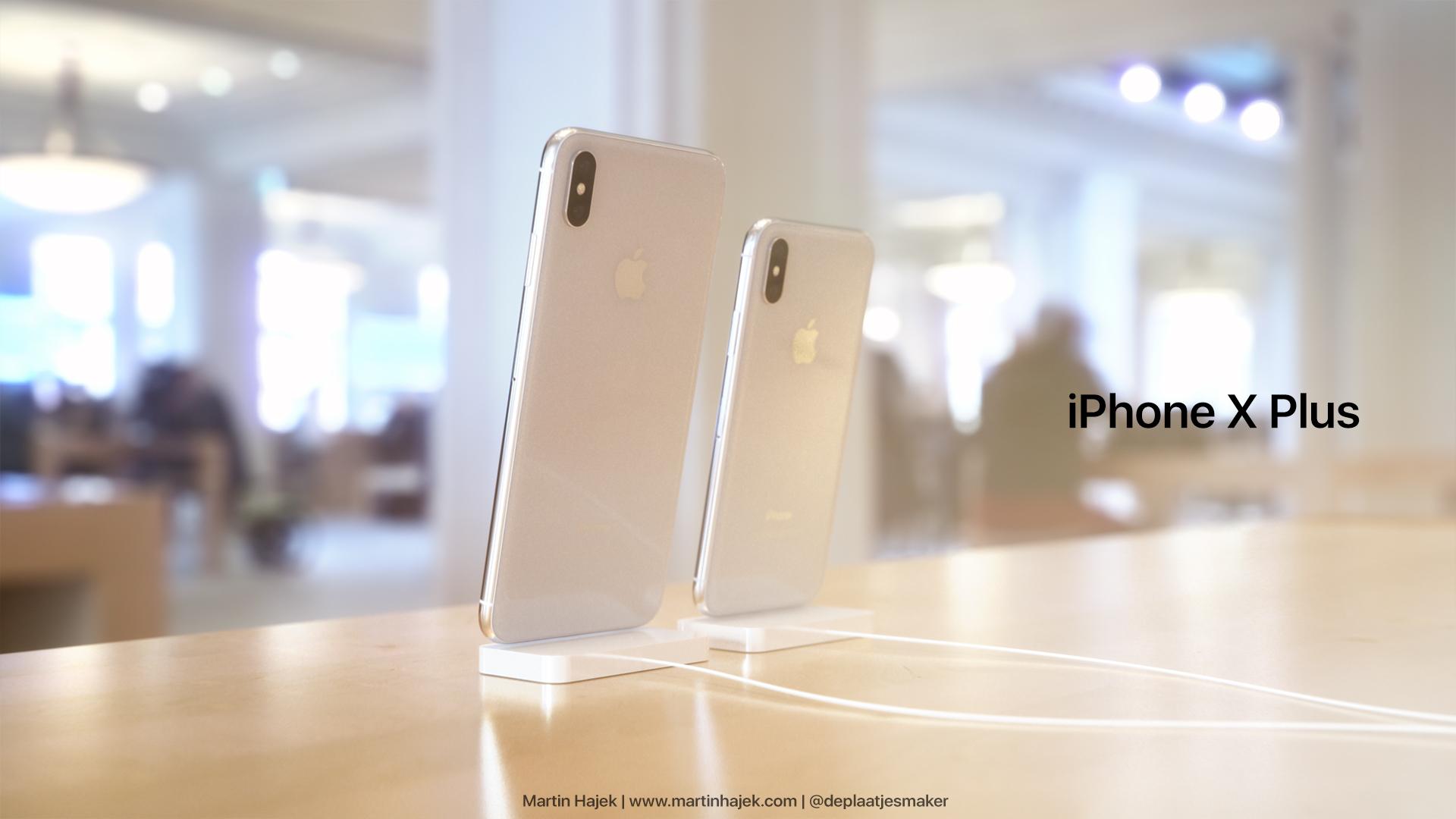 iPhone X ve X Plus