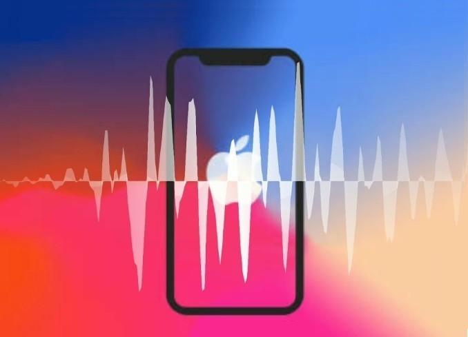 iPhone X zil sesi ile geliyor! Yeni zil sesini hemen indirin!