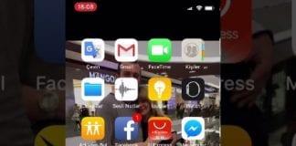 iPhone uygulamaları kapatma iOS uygulamaları kapanmaya zorlama!