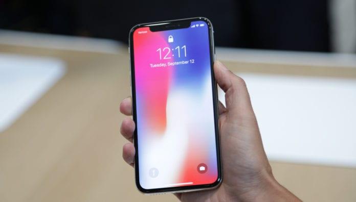 iPhone X Ekran Yanması